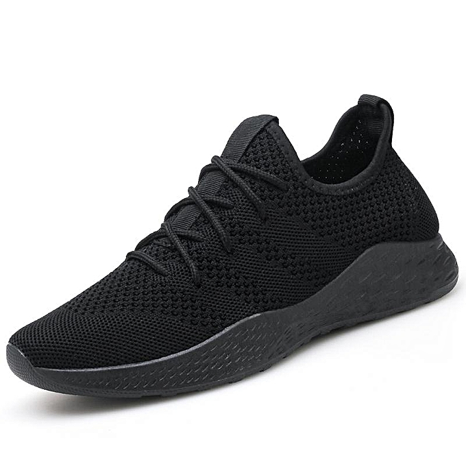 Tauntte paniers Hommes Air engrener Athletic FonctionneHommest chaussures voyage Sports chaussures (noir) à prix pas cher