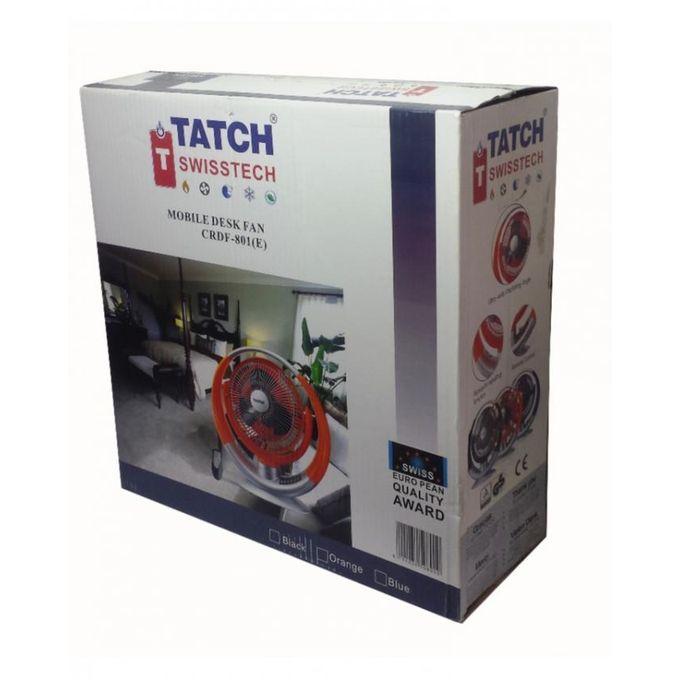 T deco ventilateur anti moustique avec t l commande orange acheter en li - Ventilateur rowenta anti moustique ...