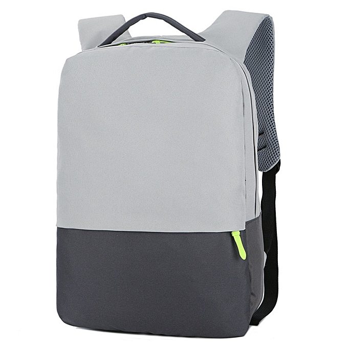 Other Backpack Anti-Thief Laptop Bag Laptop 13-15 inch Notebook Computer Bags For Macbook Pro 13 School Rucksack Waterproof Bag(gris-10.6 x16.5x5.1 in) à prix pas cher