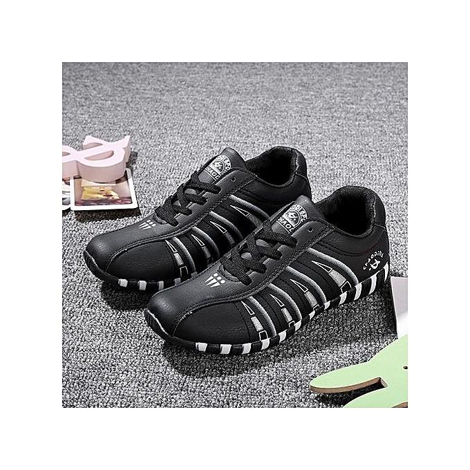 Fashion Fashion femmes Printing Trainers Lace Up Comfortable Sport Casual baskets chaussures à prix pas cher    Jumia Maroc