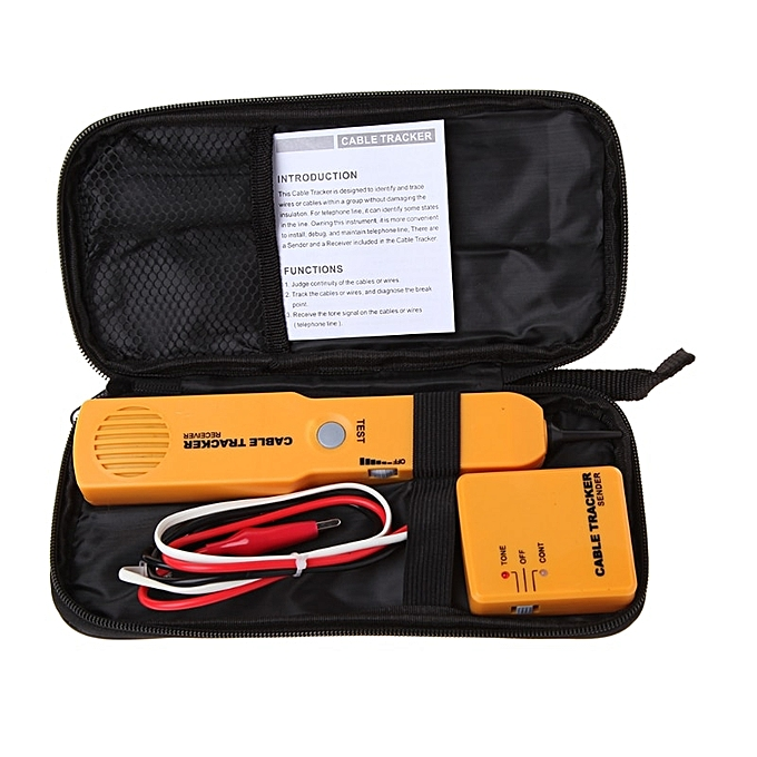Other Network Tool Network   Finder Tools Telephone Wire Tester  Detector à prix pas cher