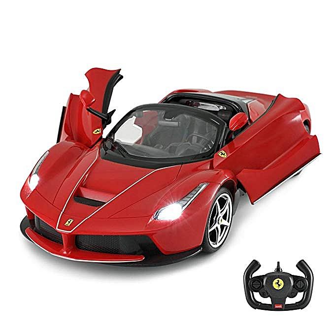 Rastar Voiture télécomhommedée Ferrari Aperta à prix pas cher