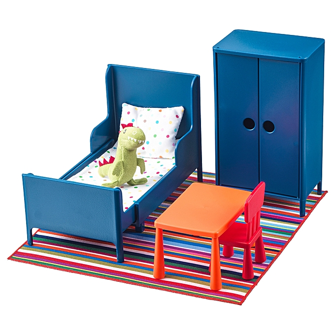 Ikea mobilier poupée, chambre à prix pas cher
