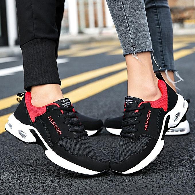 mode jiahsyc store Couple's été Buffer Cushion lumièreweight respirant engrener Décontracté FonctionneHommest chaussures à prix pas cher