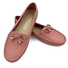 6e5ffed3d41e7 Mocassin Chaussures Médical Chahiid Femmes Rose