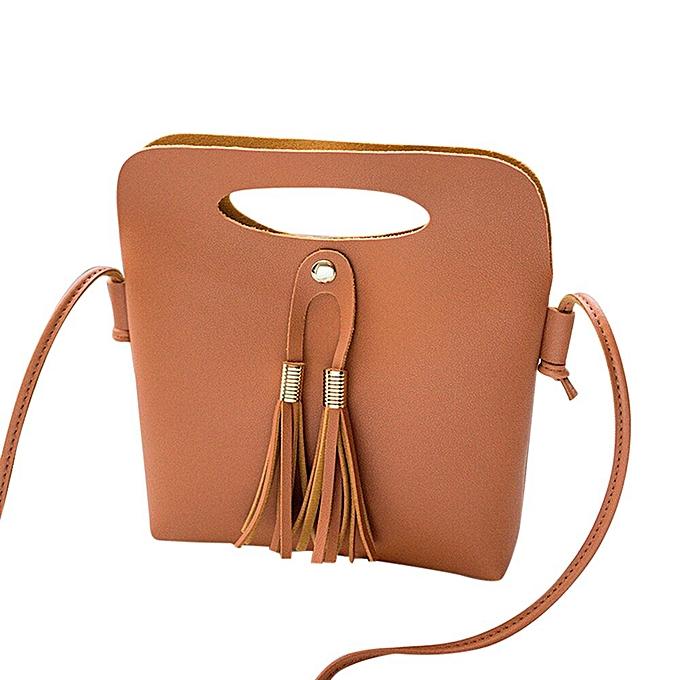 Other Aelicy nouveau bandoulière sac 2019 Shoulder sac Luxury Handsacs femmes sacs Designercute Shoulder sacs(marron) à prix pas cher