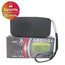 c41b4c1c8a Haut-parleur sans fil Bluetooth Super Bass portable Music - USB Card  Bluetooth