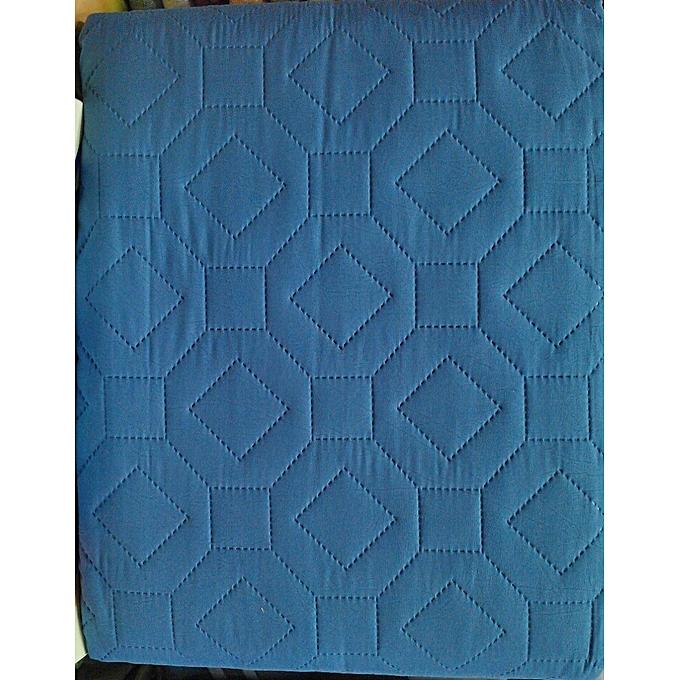 Fundeco jett de lit matllass 1housse d 39 oreiller de 60x60 for Housse couverture
