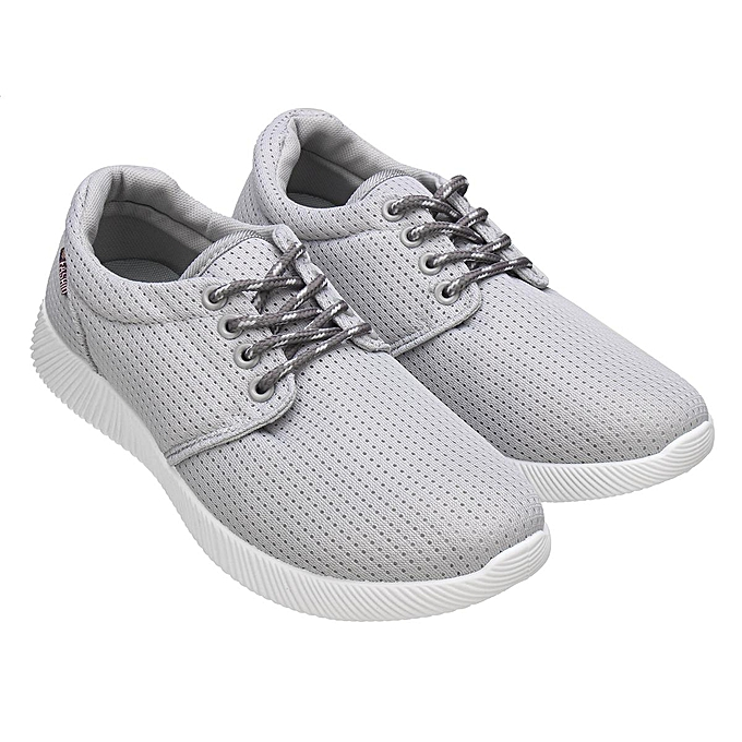 Fashion Summer Men's Outdoor Sports Breathable chaussures Casual Mesh Running baskets flats-EU à prix pas cher