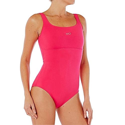 Maillot de bain femme une piece heva rose achat maillot for Sony housse de transport lcscsj ae