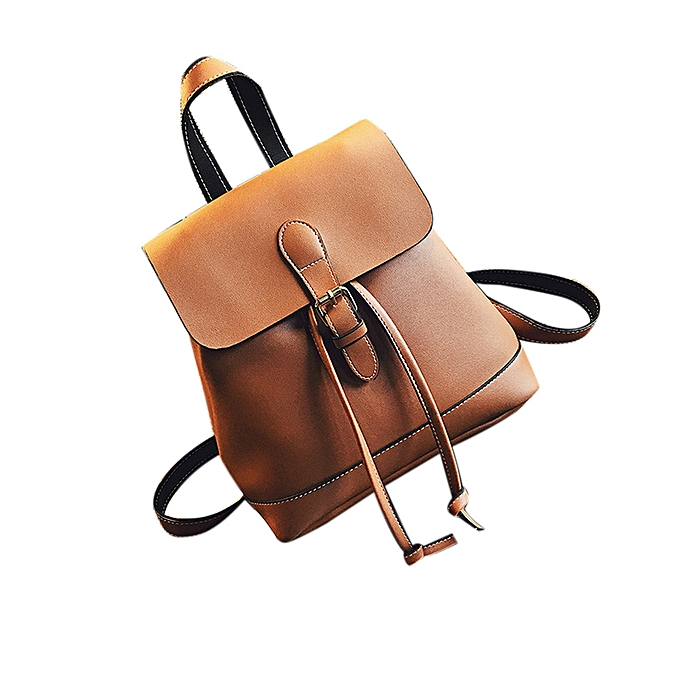 mode Singedan Shop femmes sac à dos cuir School sacs Teenagers Girls sac à doss mode BW à prix pas cher