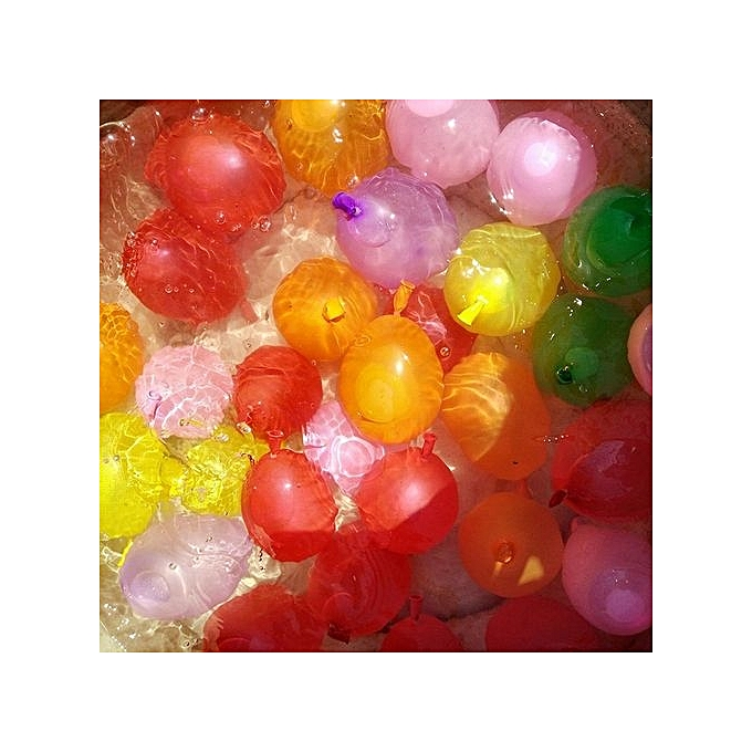 UNIVERSAL 500Pcs Water Balloon For Kid Outdoor Party Garden Beach Fun à prix pas cher