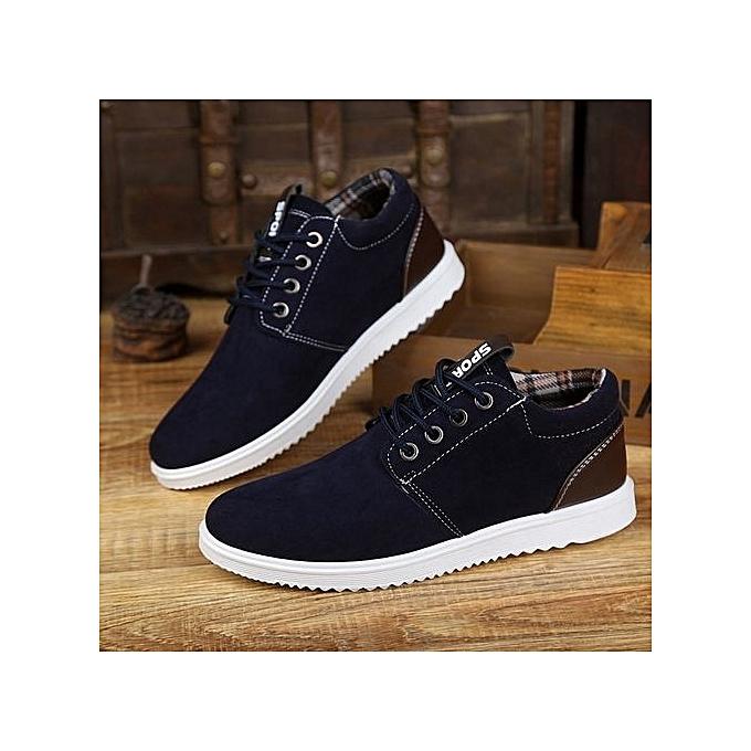 Other Lacing Soft Sole Students Leisure chaussures à prix pas cher