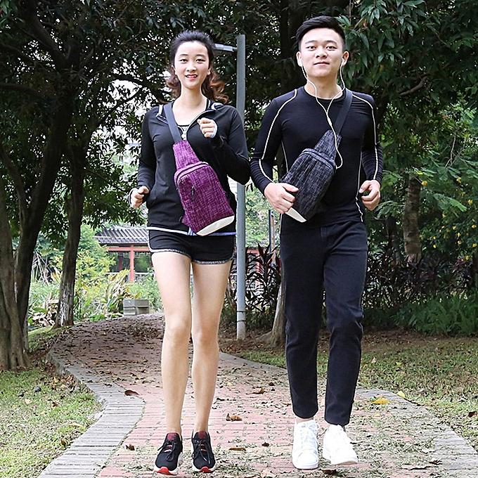 Generic Male sacs Décontracté Splashproof Sling sac 9.7 inch bandoulière for femmes Hommes à prix pas cher