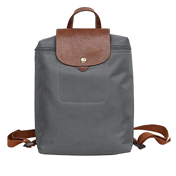 mode Xiuxingzi Leisure voyage Nylon Zipper sac Student sac à dos Folding sac Shoulder sac à prix pas cher
