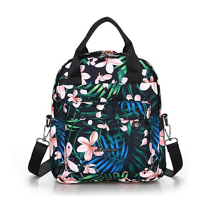 mode imperméable Décontracté Handsac FFaibleer Trend Multifunctional sac à dos For Ladies à prix pas cher