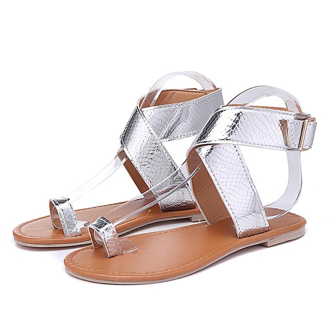 Fashion Wohommes Ankle Flip Flops CasualFlats Roman chaussures à prix pas cher    Jumia Maroc
