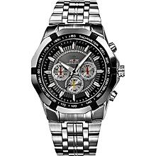 88193a659 WEIDE الجيش العسكرية الرياضة الأعلى العلامة التجارية كرونوغراف ساعة اليد  ووتش الجيش كوارتز حركة الرجال على مدار الساعة