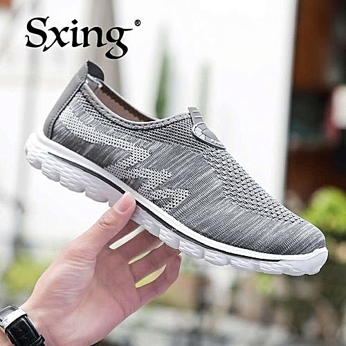 Couple sports casual shoes mesh ventilation comfort shoes for Sony housse de transport lcscsj ae
