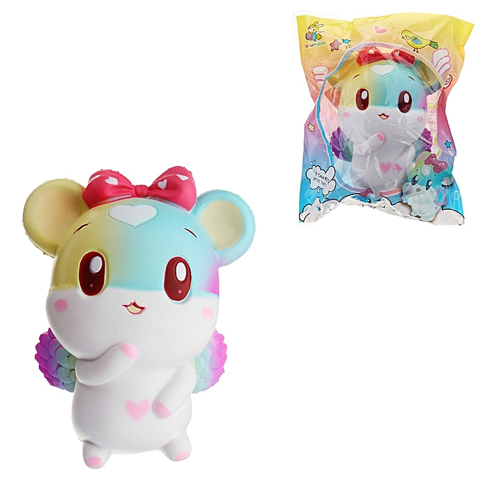UNIVERSAL Taburasaa Mouse Squishy 12.515cm Slow Rising With Packaging Collection Gift Soft Toy- à prix pas cher