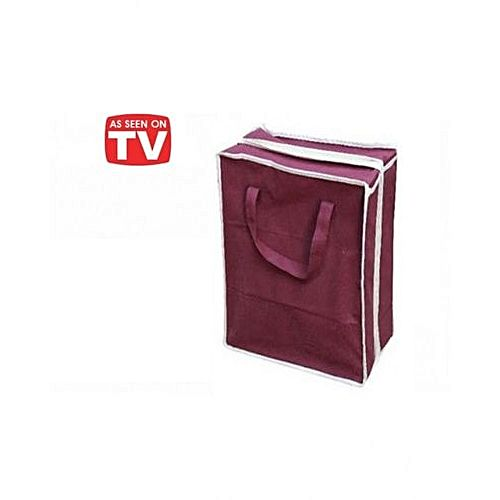 As seen on tv housse rangement chaussures acheter en for Housse rangement chaussures