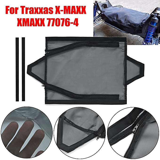 UNIVERSAL HR Chassis Dirt Dust Resist Guard Cover for Traxxas X-MAXX XMAXX 77076-4 à prix pas cher