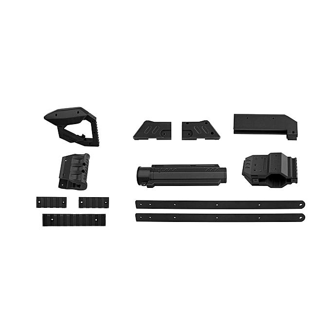 Generic Fashionable Style Mod F10555 Pump kit Grip Stock for Nerf Rival Apollo XV700 à prix pas cher