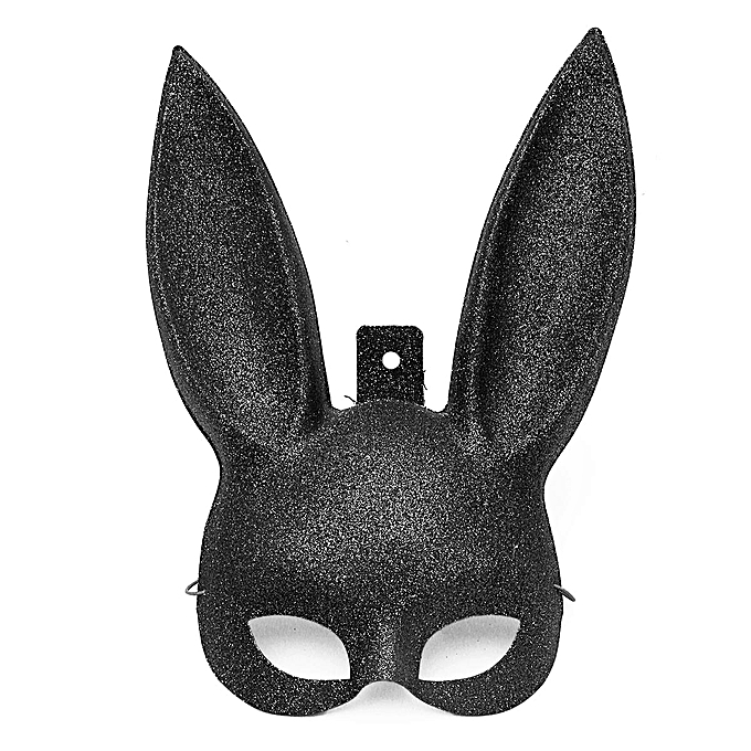 UNIVERSAL femmes Girls Party Rabbit Ear Mask HalFaibleeen Costume Props Dance Masquerade Ball à prix pas cher