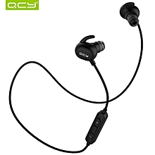 6de6f61fe8e QCY QY19 Sports Bluetooth Earphones Wireless Sweatproof Headset Music  Stereo Earbuds Bluetooth V4.1 with