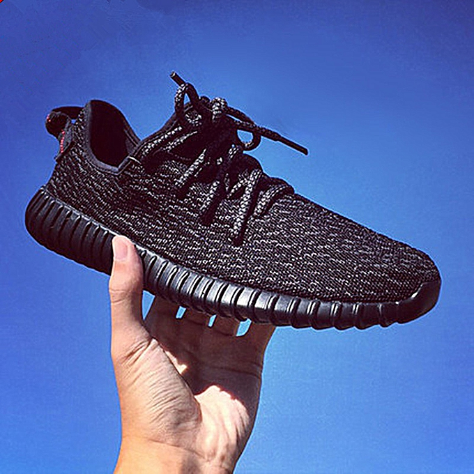 Fashion Casual breathable mesh chaussures hommes sports running chaussures noir à prix pas cher    Jumia Maroc
