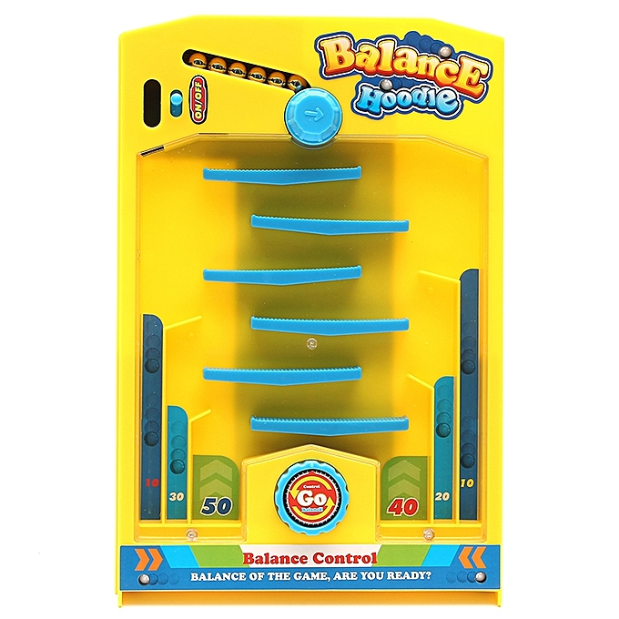 UNIVERSAL Classic Desktop Toys Ball   Game For Family Fun - à prix pas cher
