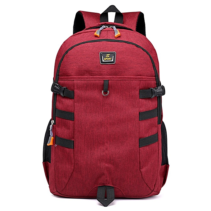 Generic 17 Inch Hommes Laptop sac à dos grand capacité oxford Décontracté School à prix pas cher