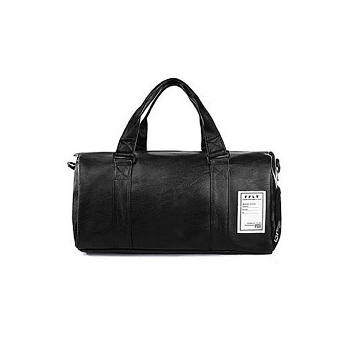 Other voyage sac  imperméable pu cuir shoulder portable courte-distance voyage sac Hommes with independent chaussures mode(S) à prix pas cher