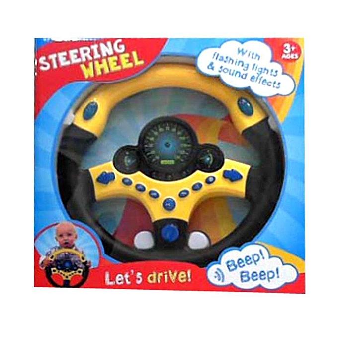 Autre Poplikdfr bébé volant de simulation musicale avec la lumière en développant des jouets éducatifs pour enfants anniversaire à prix pas cher