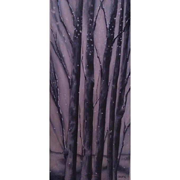 Generic Tableau acrylique sur toile  102 45cm à prix pas cher