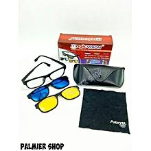 lunettes de soleil Magic Vision Multifonction cool unisexe 3 en 1 Conduire  la vision HD protection 67e7adeab40d