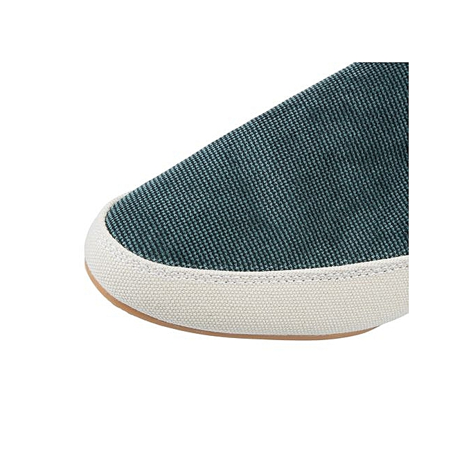 Fashion Summer Male Casual Pure Color Slip On Canvas Shoes à à Shoes prix pas cher  | Jumia Maroc 4c0965