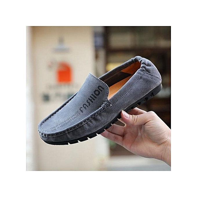 Fashion Mens Casual Moccasins Fashion Doug chaussures Slip-Ons & Loafers à prix pas cher    Jumia Maroc