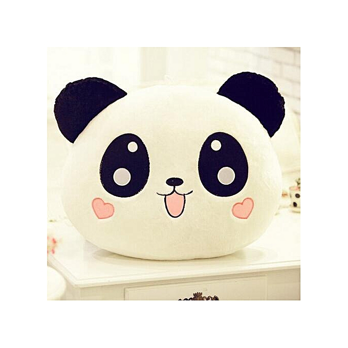 Autre 20 30 45cm kawaii Panda Pillow Cute Plush Toys Stuffed Animal Toy  Plush Bolster Pillow Doll Best Gifts for Kids and Girls à prix pas cher