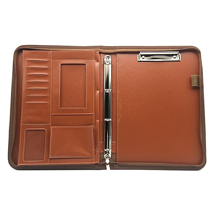 Fashion Multi-function Folder Zipper Briefcase Portable File Holder Handbag For Men à prix pas cher    Jumia Maroc