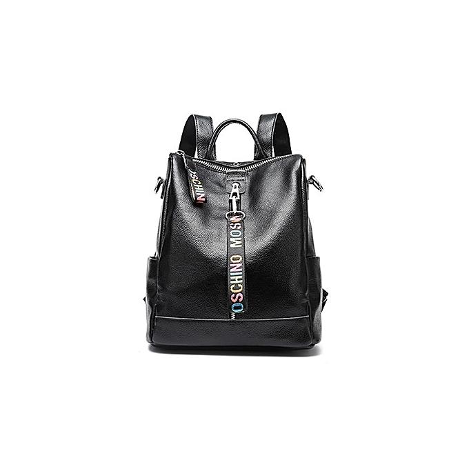 Other High Quality Youth sac à doss for Teenage Girls Female School Shoulder sac sacpack femmes  sac à dos(noir) à prix pas cher