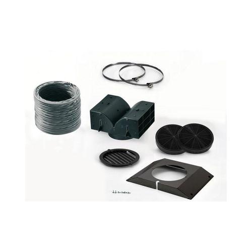 bosch kit de recyclage avec filtre charbon pour montage en recyclage pour dwk098g61 dwk098g51. Black Bedroom Furniture Sets. Home Design Ideas