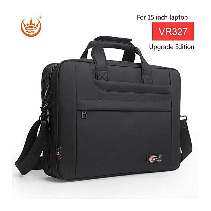 Other 2019 New Men Business Briefcase Laptop Computer Bags femmes Men's Office work meeting Handbags Male Waterproof Nylon Travel Bag(UpgradeEdition VR327) à prix pas cher
