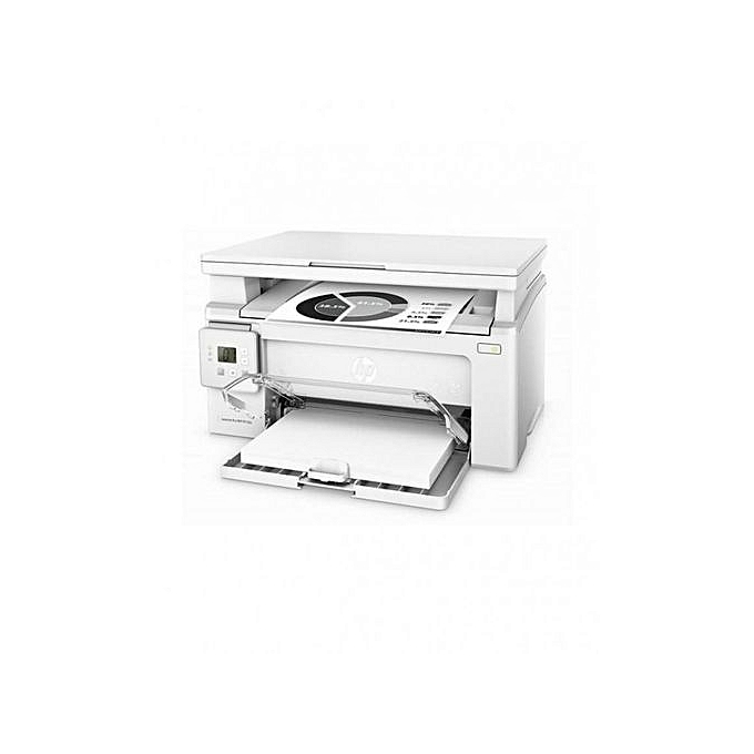 hpimprimante multifonction laserjet pro m130a g3q57a blanc imprimantes laser noir et blanc. Black Bedroom Furniture Sets. Home Design Ideas