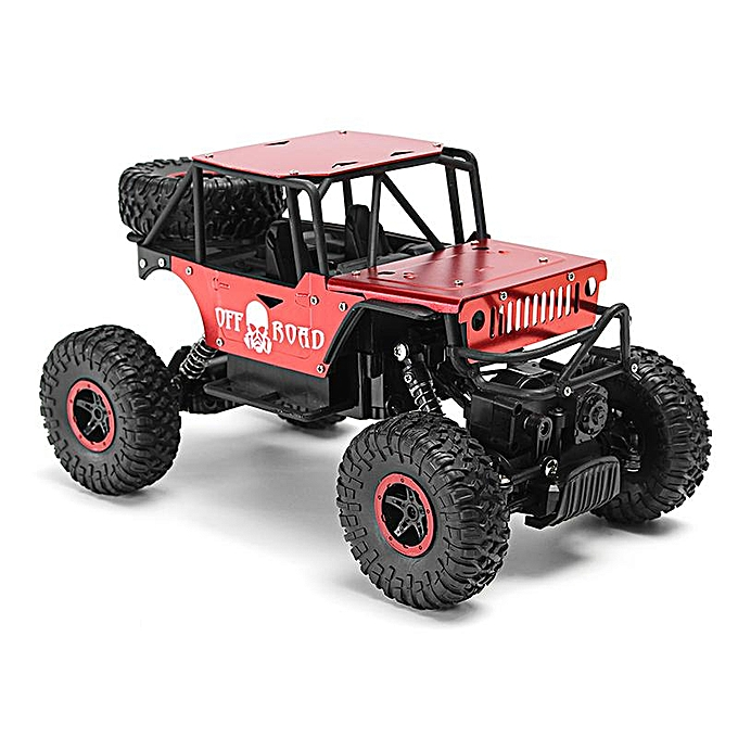 OEM Flytec 699 1 18 2.4G Alloy Climbing Remote Control Climber with 4WD Off-road Dr à prix pas cher