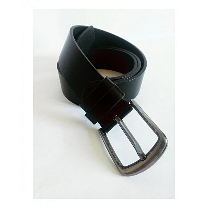 Commandez Générique Ceinture homme Chic-Noir à prix pas cher   Jumia ... 8440c62d69d