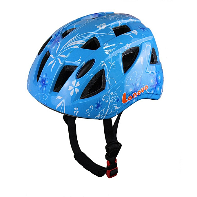 Generic Bike Helmet Adjustable Kid  Bicycle Helmets for Toddler Boys and Girls à prix pas cher