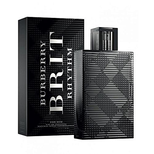 Spray Men Ml Rhythm Toilette Brit De Eau 180 wmN8nO0v