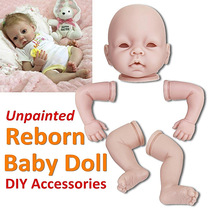UNIVERSAL Handmade Lifelike Newborn Silicone Vinyl Reborn Baby Doll Full Body Gifts Kids à prix pas cher