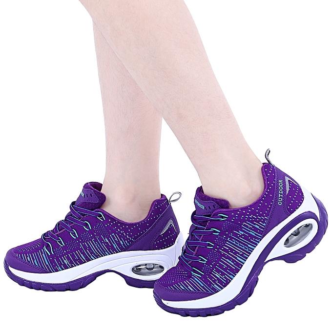 Fashion Stylish Shoes-PURPLE   Breathable Sports Shoes-PURPLE Stylish à prix pas cher    Jumia Maroc b98e4a